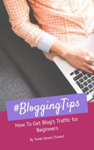 how to get blog traffic on blogger